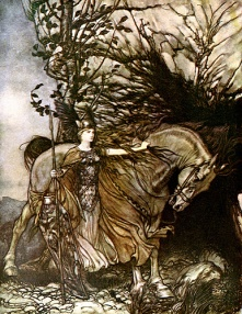 arthur-rackham_the-ring-of-the-niblung_the-valkyrie_08_med